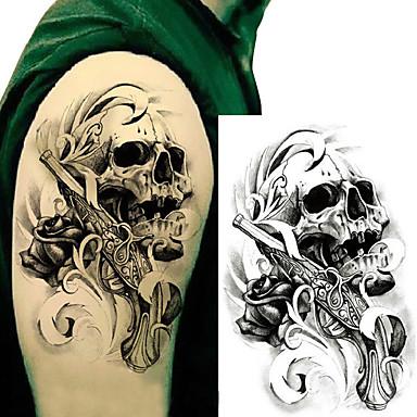 3 pcs Временные тату Временные татуировки Тату с тотемом Искусство тела рука