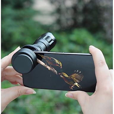 Obiectivul telefonului mobil Lentile cu Filtru / Altele 10X și peste 0.01 m 90 ° Lentile cu Stativ