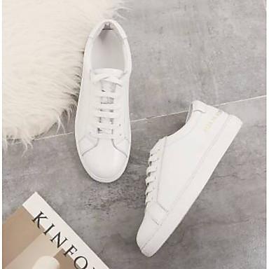 Cuir Soirée Femme Talon Chaussures Basket Printemps Evénement 06769665 amp; Blanc Plat Confort Nappa 1T5qwTz
