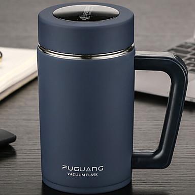 Drinkware PP+ABS / De fier inoxidabil Rotativă -Izolate termic 1 pcs
