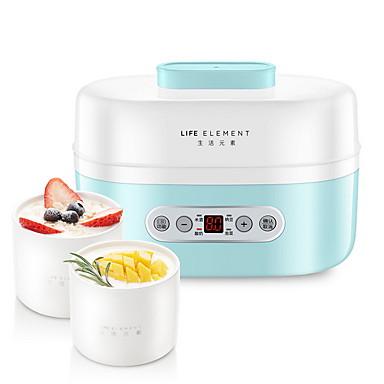 Producător de iaurt Model nou / Multifuncțional PP / ABS + PC Mașină pentru iaurt 220-240 V 20 W Tehnica de bucătărie