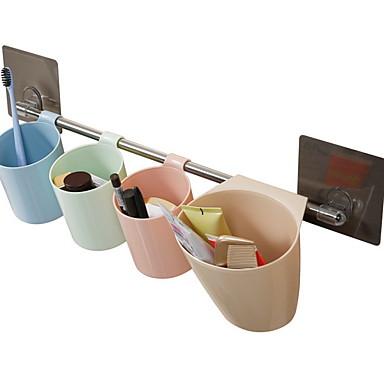 Bathroom Shelf New Design / Cute / Creative Modern Stainless steel 1pc - Bathroom Wall Mounted