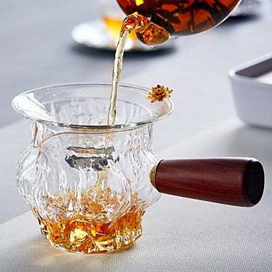 Glasses / Wood Heatproof / Tea Irregular 1pc Filter / Tea Strainer / Kettle