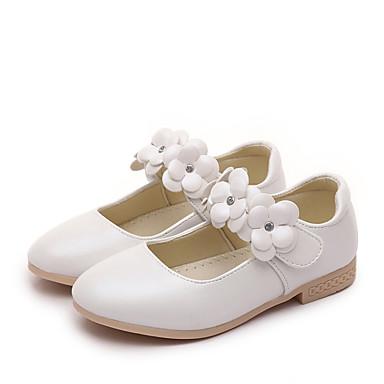 380b1d8f5 رخيصةأون أحذية بنات الزهور-للفتيات جلد ظبي اخفاف طفل (9M-4ys) /