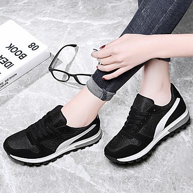 Talon et 06764713 d'Athlétisme Bout rond Chaussures cross blanc Maille Fitness Noir Automne training Orange noir amp; Daim Femme Confort Chaussures Plat hiver 1wq7fwgz