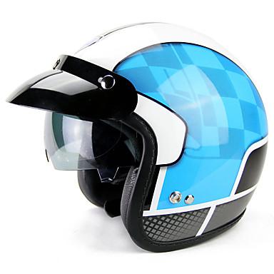 YOHE YH-859 Cască Deschisă Adulți Unisex Motociclete Casca Respirabil / Deodorant / Anti-sudoare