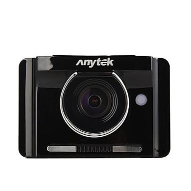 Anytek A22 1080p Vedere nocturnă Car DVR 170 Grade Unghi larg 3 inch TFT Dash Cam cu GPS / Vedere nocturnă / G-Sensor Car recorder / WDR