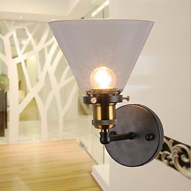 Creative Modern / Contemporan Becuri de perete Sufragerie / Dormitor Metal Lumina de perete 220-240V 40 W