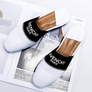 Talon Bas Nappa Sandales Vert 06767540 Chaussures Eté Blanc Confort Femme Noir Cuir q1TcU