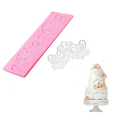 Instrumente de coacere Silicon Reparații Biscuiți / Ciocolatiu / tort Materiale pentru torturi / desert decoratori / Unelte de Copt & Patiserie 1 buc