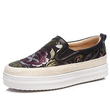 Or Chaussures Femme 06837952 Printemps Et Bout Fermé Confort Cuir vr6qva