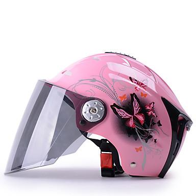 YEMA 310 Polu-kaciga Odrasli Muškarci Motocikl Kaciga Anti-UV