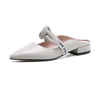 Cuir Bas 06798791 Confort Sabot Chaussures Talon Femme Amande Noir Nappa Printemps Mules amp; Sg1zW5qx