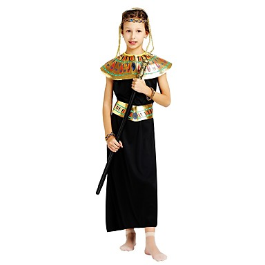 pharaoh costume girls teen halloween carnival childrens day festival holiday halloween costumes outfits black