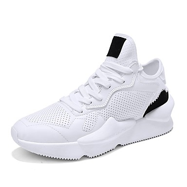 Men's Black Mesh Fall Comfort Athletic Shoes Basketball Shoes Black Men's / Yellow / Red d98a9e