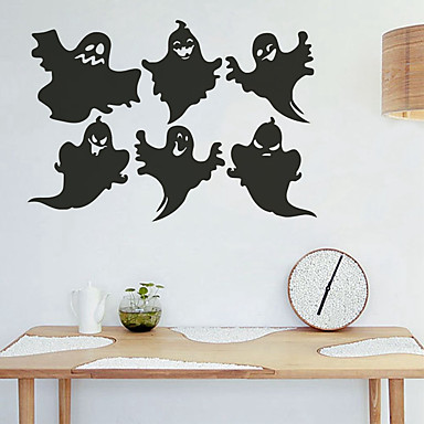 Decorative Wall Stickers   Holiday Wall Stickers Halloween Decorations  Living Room / Bedroom / Bathroom