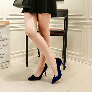 Vin Talon Soirée Femme Printemps Tissu Basique Bout à élastique été amp; Aiguille Talons Chaussures Rouge Evénement Escarpin Chaussures Gris 06778528 pointu vSqTa