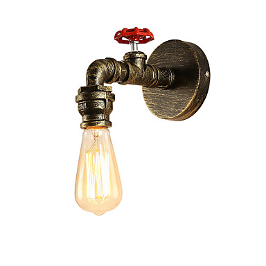 OYLYW Mini Style Rustic / Lodge / Antique / Vintage Wall Lamps & Sconces Living Room / Entry Metal Wall Light 110-120V / 220-240V 60 W / E26 / E27