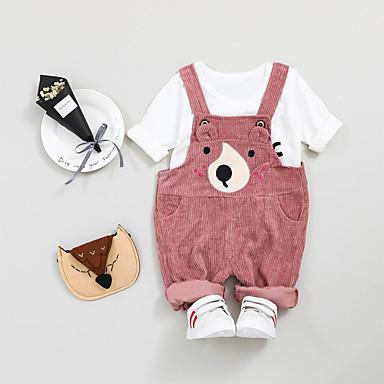 Dijete Dječaci Print Dugih rukava Komplet odjeće