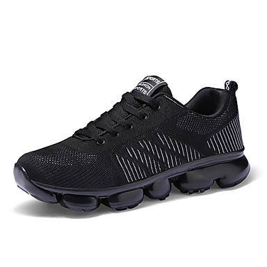 Muškarci Brušena koža / Ovčja koža Ljeto Udobne cipele Atletičarke tenisice Hodanje Color block Crn / Crno / crvena / Crna / plava