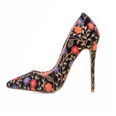 Basique Noir synthétique Escarpin à Printemps Femme Chaussures Chaussures Automne 06818547 Matière Talon Confort Talons Aiguille nEOwY0Oq