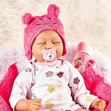 FeelWind Autentične bebe Za ženske bebe 22 inch vjeran Uvučene i zapečene nokte Dječjom Djevojčice Igračke za kućne ljubimce Poklon