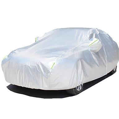 Cijeli Pokrivenost Auto pokriva Vakuumski aluminijski film Zamišljen For Nissan Tiida Sve godine For Sva doba