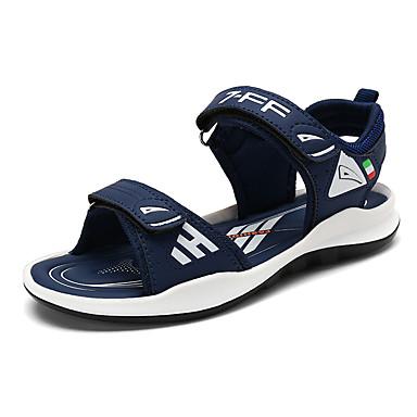 Dječaci Cipele PU Ljeto / Proljeće ljeto Udobne cipele Sandale za Obala / Dark Blue