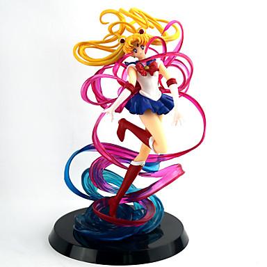 Espressive Figure Anime Azione Ispirato Da Sailor Moon Sailor Moon Pvc 18 Cm Cm Giocattoli Di Modello Bambola Giocattolo #06847968