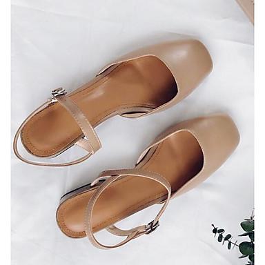 Basique Marron Talon Nappa 06863586 à Noir Eté Chaussures Cuir Talons Bottier Escarpin Blanc Femme Chaussures OXUCxqUn1