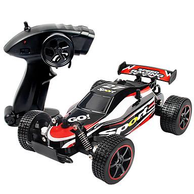 저렴한 드론 & 원격조정 제품-RC 자동차 23212 2.5G 버기 (오프로드) / 레이싱 자동차 / 하이 스피드 1:20 브러쉬 일렉트로닉 60 km/h 리모콘 / 충전식 / 전자