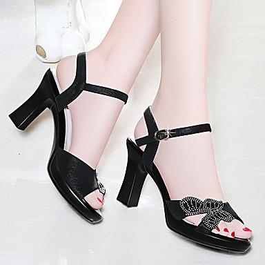 Eté Talon 06856988 Beige Bottier Sandales Noir Femme Evénement synthétique Soirée amp; de Chaussures Bride Cheville Matière tg8qUpnw