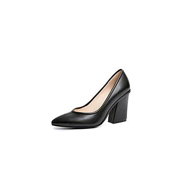 Confort Automne à Nappa Talons Noir Rose Femme Chaussures Chaussures Talon 06848512 Cuir Bottier Amande xqgwnZI