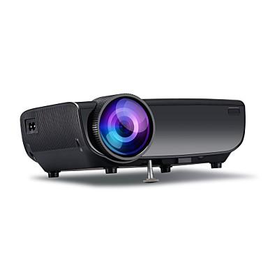 W50 DLP 비지니스 프로젝터 LED 프로젝터 1500 lm 지원하다 1080P (1920x1080) 100 인치 화면 / WVGA (800x480) / ±15°