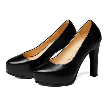 Aiguille Chaussures 06848805 à Chaussures Noir Printemps Talons Talon Confort Nappa Femme Cuir qx4zfXSAwf