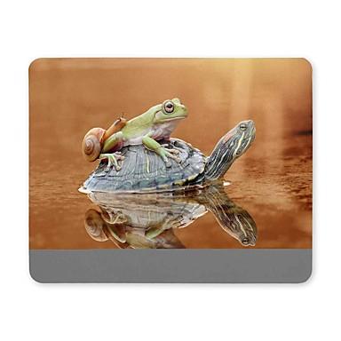 abordables Tapis de Souris-Factory OEM pad de jeu / Tapis de souris de base 22 cm Gomme Mousepad