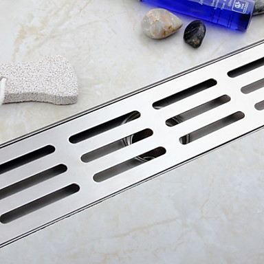 Drain New Design / Creative Modern Stainless Steel / Iron 1pc drain Floor Mounted