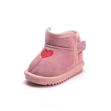 Αγορίστικα   Κοριτσίστικα Παπούτσια Σουέτ Χειμώνας Μπότες Χιονιού Μπότες  για Νήπιο Μαύρο   Γκρίζο   Ροζ 6931211 2018 –  19.99 d87c7d6a4a1