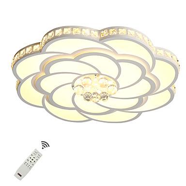 UMEI™ Mértani / Újdonságok Mennyezeti lámpa Háttérfény Festett felületek Fém Akril Kristály, Új design 110-120 V / 220-240 V Meleg fehér / Fehér / Távirányítóval szabályozható LED fényforrás / FCC