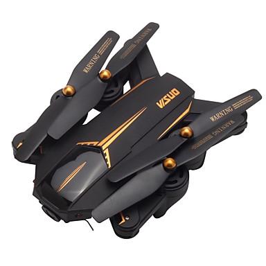 billige Fjernstyrte quadcoptere og multirotorer-RC Drone VISUO XS812 RTF 4 Kanaler 6 Akse 2.4G Med HD-kamera 2.0MP 720P Fjernstyrt quadkopter En Tast For Retur / Hodeløs Modus / Tilgang Real-Tid Videooptakelse Fjernstyrt Quadkopter / Fjernkontroll