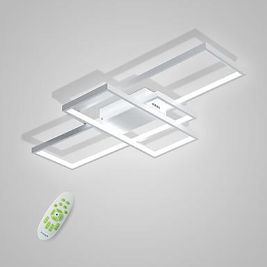CONTRACTED LED® 3-Light Podlouhlá Vestavěná světla Tlumené světlo Malované povrchové úpravy Kov geometrický vzor 110-120V / 220-240V teplá bílá / studená bílá / Stmívatelné s dálkovým ovládáním