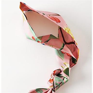 abordables Accessoires pour Chaussures-Soie Echarpe / Ruban Femme Quotidien Blanc / Vert / Rose