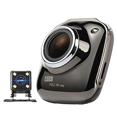 voordelige Automatisch Electronica-M800+ 720p / 1080p Mini / Nieuw Design / Cool Auto DVR 170 graden Wijde hoek 5MP CMOS 1.5 inch(es) LCD Dash Cam met Nacht Zicht / Parkeermodus / Ingebouwde Microfoon Neen Autorecorder
