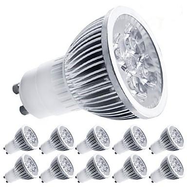 10 stuks 5 W 450 lm E14 GU10 GU5.3 LED-spotlampen 5 LED-kralen Krachtige LED Decoratief Warm wit Koel wit 85-265 V