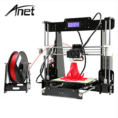 cheap 3D Printers & Supplies-Anet A8 High Precision High Quality FDM Desktop DIY 3D Printer(Assembly instructions in SD card)