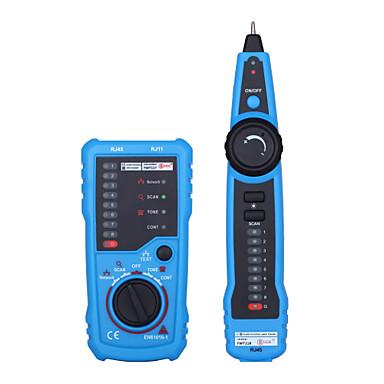 fwt11 vysoce kvalitní rj11 rj45 kat5 cat6 telefon drát tracker toneru ethernet lan síťový kabel tester linie hledač
