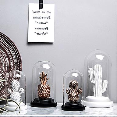 1pc vetro resina contemporaneo moderno stile semplice for Casa stile contemporaneo