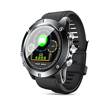 cheap Smartwatches-KUPENG L11 Unisex Smartwatch Android iOS Bluetooth Sports Waterproof Heart Rate Monitor Blood Pressure Measurement Touch Screen Pedometer Call Reminder Activity Tracker Sleep Tracker Sedentary