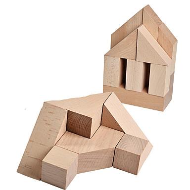 Kocke za slaganje geometrijski uzorak Cool Fin Dječji Sve Djevojčice 1 pcs