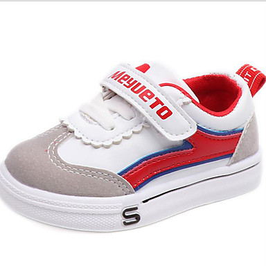 d014894d3ca Boys' / Girls' Shoes PU(Polyurethane) Fall & Winter Comfort Sneakers Gore /  Magic Tape for Kids / Toddler Red / Blue / Pink